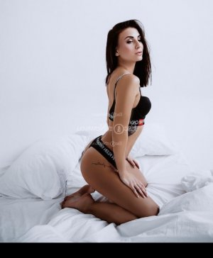 Evaelle escort in Spencer