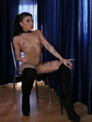 Aby-gaelle live escort in Hopkins